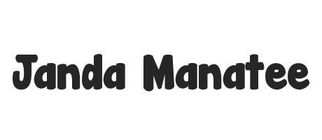 Janda Manatee Font Family Typeface Free Download Ttf Otf Fontmirror Com