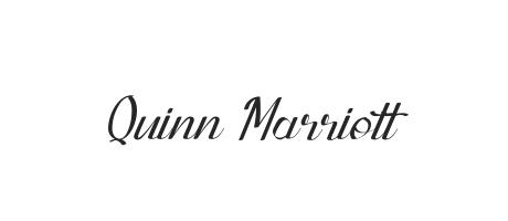 Quinn Marriott Font Family Typeface Free Download Ttf Otf Fontmirror Com